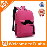 600D 31*45*14cm unique backpacks high school book bags for girls