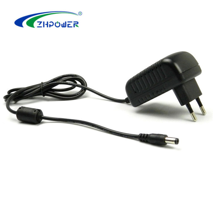 DOE VI 6W series power supply 12V0.5A AC/DC adapter 12V 0.5A switching adapter for cctv led strip lighting