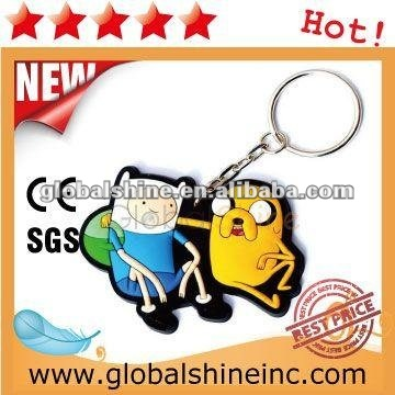 high quality digital photo key chain