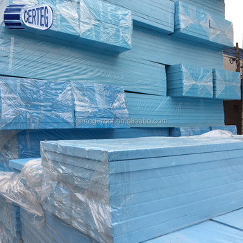 120mm thick Waterproof Insulation XPS Foam Board Price