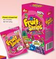 Fruit Strips gummy candy