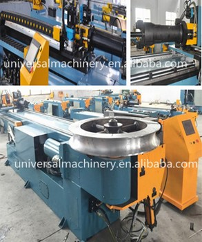 Taiwan Technology Servo motor Automatic UM 130CNC CNC Tube Bending Machine 5 inches capacity