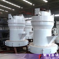 High Fineness Can Be Reached Powder Grinding Mill