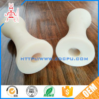 Customized long working life flame retardant properties plastic rollers