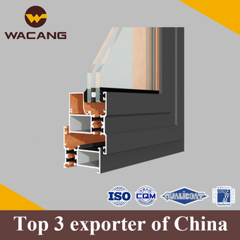 Hot selling extruded hospital door aluminum profile anodize