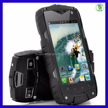 4 inch Quad Core Rugged Phone/Waterproof/Shockproof/Dual 3G SIM/GPS/Bluetooth/WIFI/4G ROM IP68 Waterproof Android Mobile Phone
