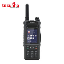 TH-588 GPS trunking 3G android bluetooth wifi cell phone two way radio