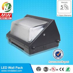 Golden Supplier whole sale industrial 70w led wall pack light