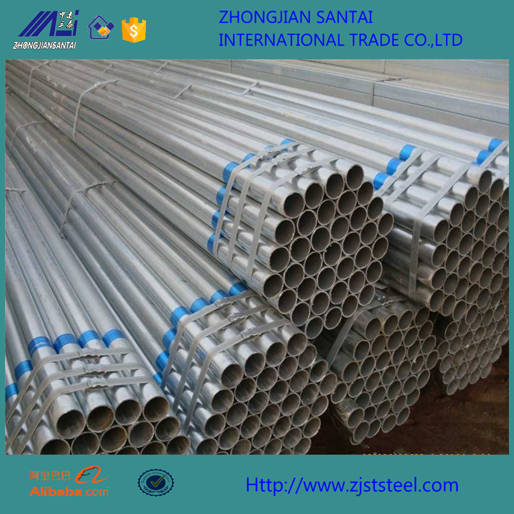 MS electrical gi conduit pipe specification