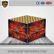 100shots cake for sale hot sale factory price CE cake fireworks