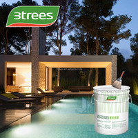 3TREES Water Based Super Flexiable Roof Waterproofing Coating