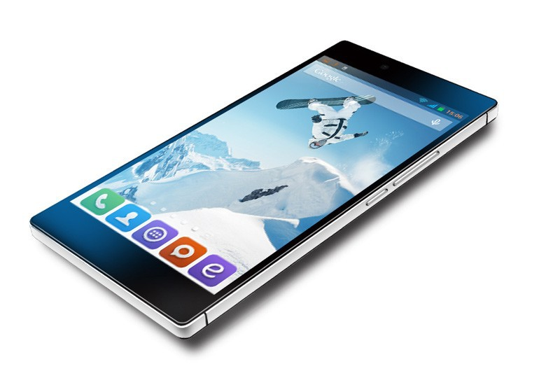 hot selling iocean x8 mini pro 16gb rom + 2gb ram android4.4 mt6592 dual sim card 3G wcdma cell phone