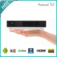 Projector with AV in and out game usb sd hdmi VGA LAN PORT led projector