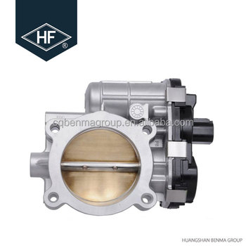Auto Electronic Throttle Body Assembly 0744AA For GM