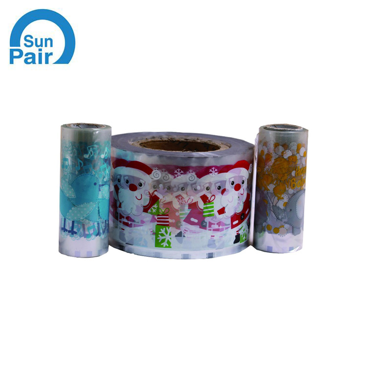 Beautiful heat transfer film,cartoon heat transfer film