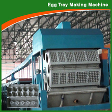 Best automatic egg tray making machine