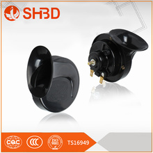 SHBD 90mm red best selling motorcycle horn 12v with auto relay