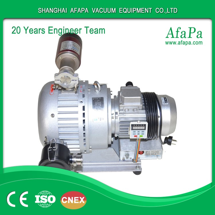 China supplier Shanghai Factory Price hand vacuum pump with pressure gauge