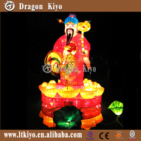 2015 Silk cloth lantern fabric lantern make chinese sky lanterns