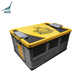 LORISO9067 Collapsible cheap foldable plastic storage toy crate boxes bin
