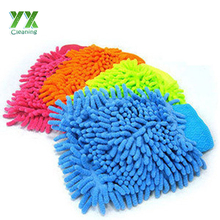 Mitt Microfiber Household Car Wash Washing Cleaning Gloves Car Washer Anti Scratch Wholesale