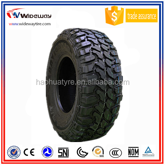 china mud and snow tire radial off road 4x4 mud tyre 31x10.5r15 33x12.5r15