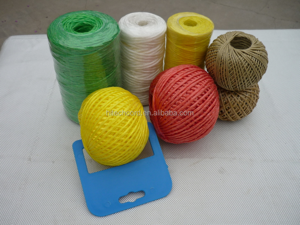 Quality agriculture PP Baler Twine for banana tree
