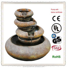 room decoration fountain zen garden design