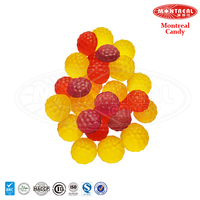 Buleberry sweet fruit gummy manufacturers