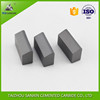 New sale ISO certificate Taizhou factory cemented tungsten carbide snowplow inserts, blade for snowplow