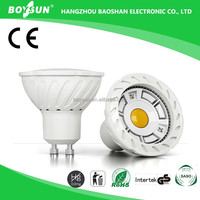 GU10/Mr16 COB Warm White GU10/HU5.3 3W 5W 6W 7W Led Lighting