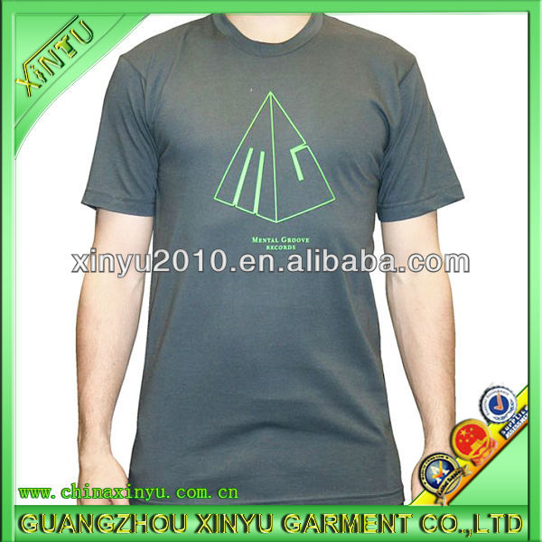 OEM garment factory in guangzhou tshirt customized service