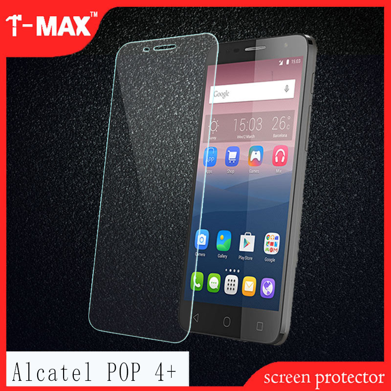 New!Wholesale tempered glass for Alcatel Idol 4+,anti-fingerprint tempered glass screen protector for Alcatel Idol 4+
