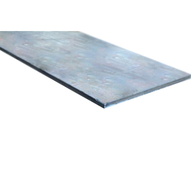 ZhenXiang 5mm <strong>thickness</strong> hot rolled galvanized steel plate