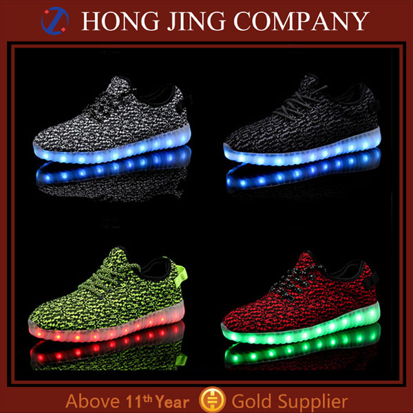 New product 2016 led shoes