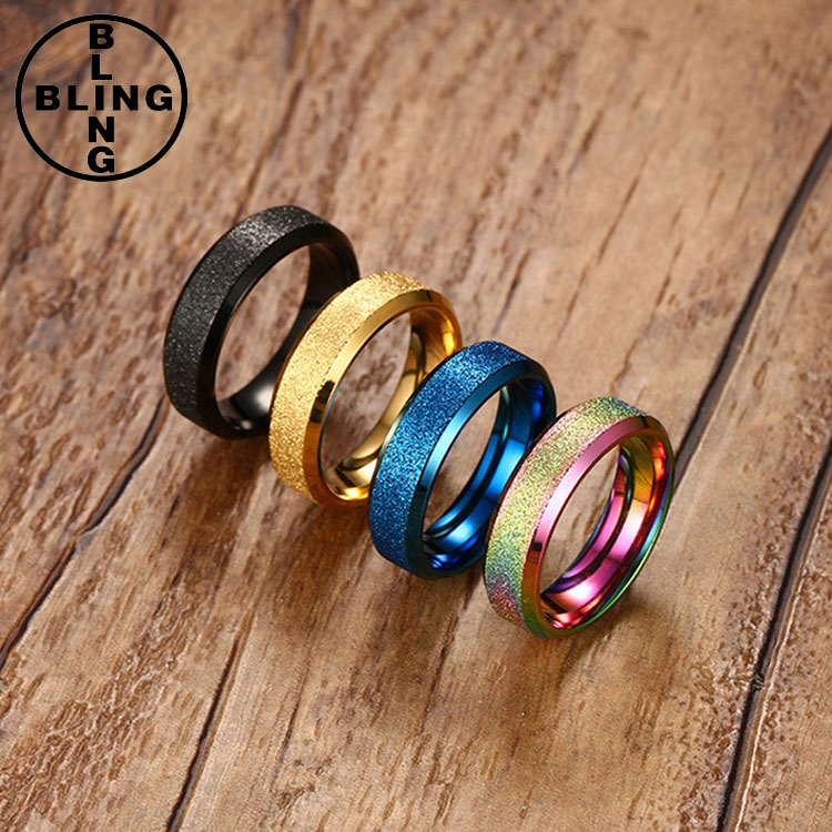 >>>2017 Men Stainless Steel Finger Ring