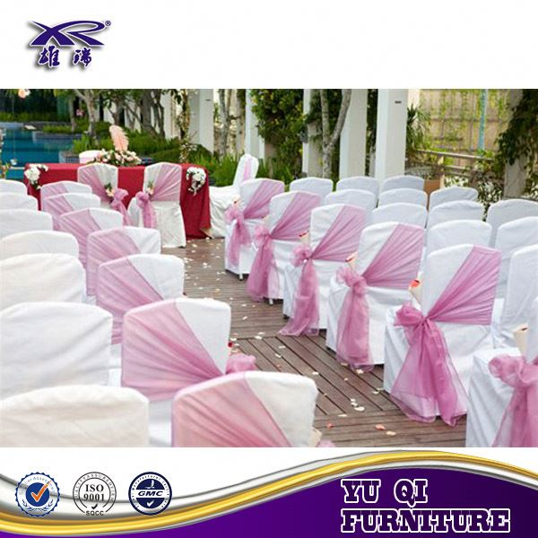 banquet chair cover and table l with ruffles