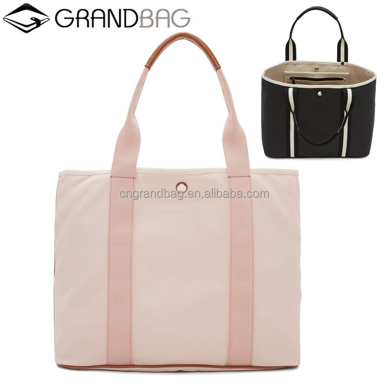 Travel Canvas Beach Hand Bag Baby Diaper Bags Women Tote Shopping Handbags