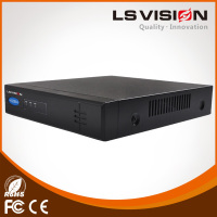 LS VISION h.264 /h.265 network video recorder 5mp poe nvr