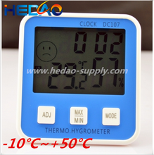 alibaba china digital clock humidity thermometer hygrometer & thermohygrograph