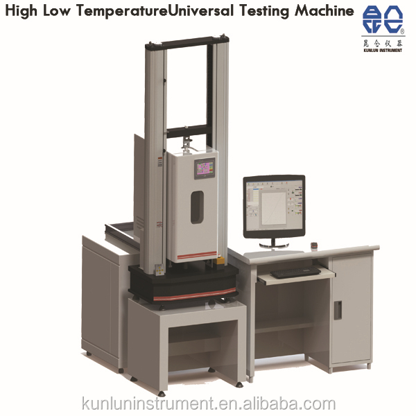 Machinery Manufacturing Industry High Temperature Universal Tensile Testing Instrument