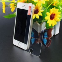 tempered glass screen protector for iphone 5s and mobile accessories for Iphone 5