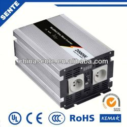 Hot selling 2000w modified sine wave car inverter inverter air compressor 12v 220v 50Hz/60Hz