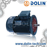 Horizontal and Vertical 20 hp (15 kw ) Electric motor