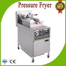 PFG-500 HOTsell conveyor fryer/automatic deep fryer/gas pressure fryer