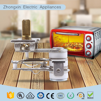 2017 top quality china manufacturer clever ul approved bimetal thermostat