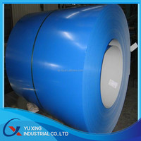 0.20-0.9mm specification pre painted galvanized steel coil
