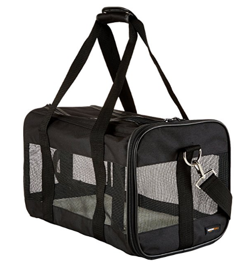 Multi-purpose Oxford Waterproof Fashion Design Pet Carrier With Wheel