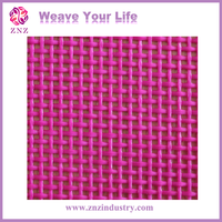 ZNZ sample available durable outdoor chair fabric pvc mesh fabric for outdoor pvc textile fabric