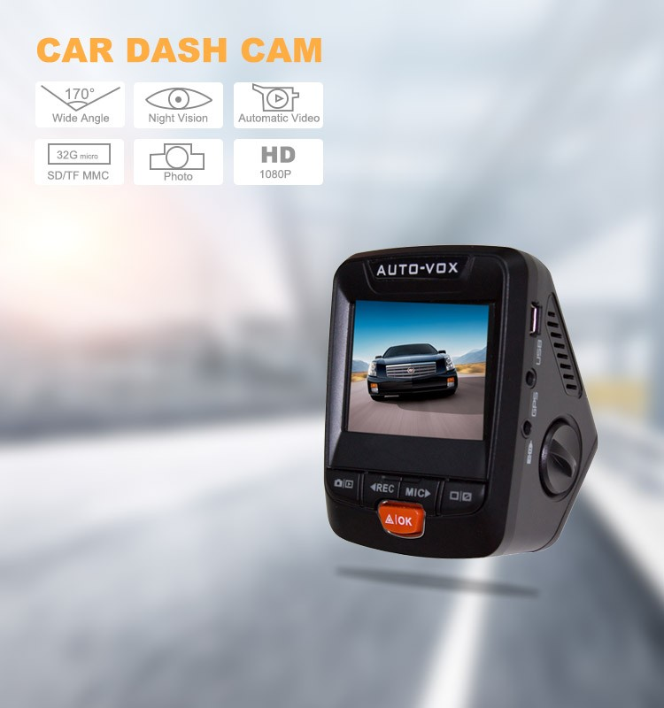 99.5% qualified rate hd car dvr camcorder car recorder with gps